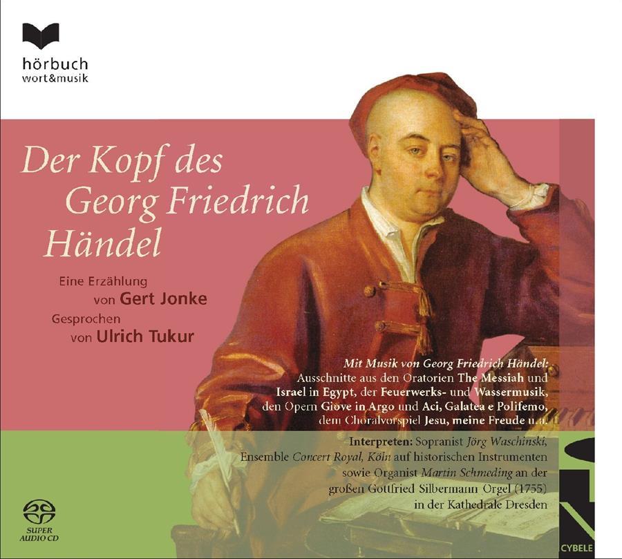 gert jonke der kopf des georg friedrich hndel - Georg Friedrich Handel Lebenslauf